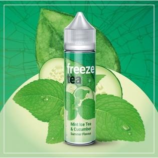 Mint Ice Tea & Cucumber