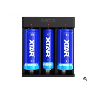 Chargeur MC3 XTAR